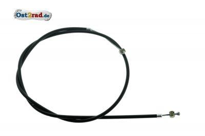 Cable frein arrièreBowdenzug MZ RT125/2 moyeu large noir