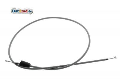 Câble starter gris guidon haut ES ETS TS ETZ 125 150 250 251 BVF