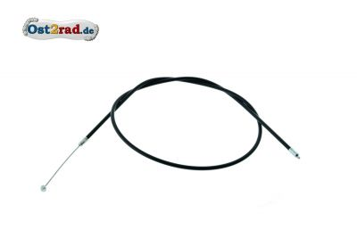 Choke cable MZ for Bing, all models, black