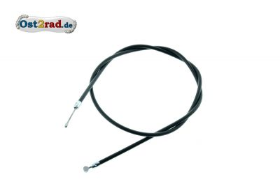 Choke cable MZ for BVF, all models, black