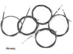 Cable set including speedometer cable Pionyr Jawa type 555