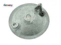 Bremsankerplatte Vorderrad passend für MZ RT 125 mit Halbnabe