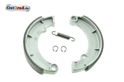 Brake shoe set for TS250 TS250/1 ETZ 250 251 301