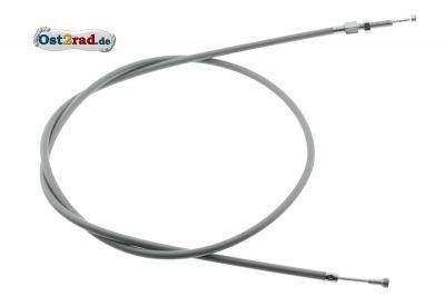 Bowdenzug, Bremsbowdenzug (grau) Vorderradbremse  SR1