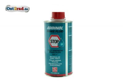 Brake fluid Addinol
