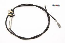 Câble de frein arrière avec contacteur JAWA 638