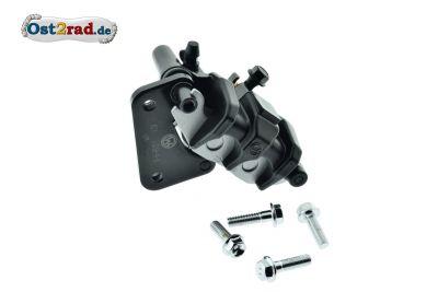 Bremssattel Doppel-Kolben komplett S53 S83 SR50 SR80 mit 240mm-Bremsscheibe