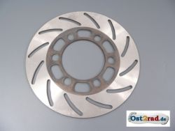 Brake disc for JAWA 638