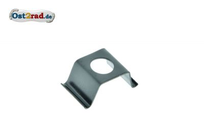 Brake hose holder for brake hose MZ sidecars