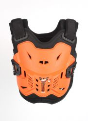 Brustpanzer IXS 2.5 Kids orange-schwarz