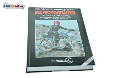Buch Die Reparaturanleitung MZ Motorräder Technik und Wartung