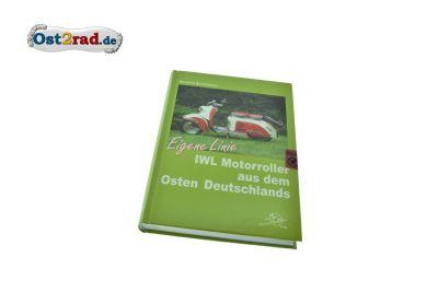 Buch IWL Motorroller aus dem Osten Deutschlands