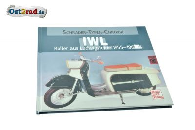 An IWL - scooter from Ludwigsfelde 1955-1964 by Frank Rönicke