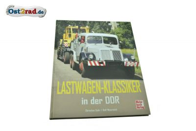 Book truck in the classic DDR Christian Weinreich Ralf Suhr