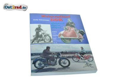 Buch Motorradland DDR von Andy Schwietzer