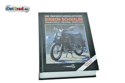 Buch Schwalbe KR51/1 und KR51/2 Reparaturanleitung und Ersatzteilkataloge
