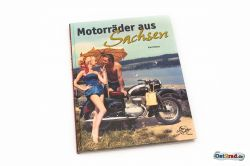 Buch Motorräder aus Sachsen von Karl Reese