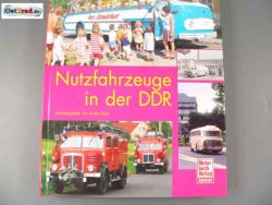 Book commercial vehicles in East Germany by Achim Gaier