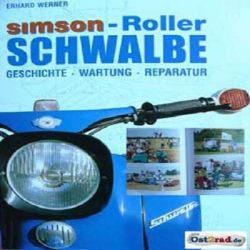 Book SIMSON Scooter Schwalbe
