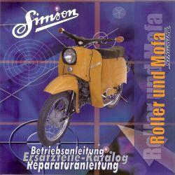 CD Simson Roller und Mofa Schwalbe KR51