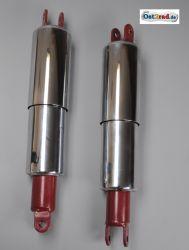 Jeu de 2 amortisseurs arrières JAWA 250-350