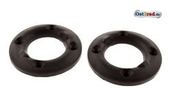 Dämpfungsringhälften Paar  Gummi Kardan passend für MZ BK 350