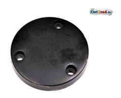 Abschlusskappe Kupplungsdeckel schwarz passend für MZ 250 TS ETZ