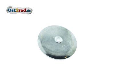 Deckel für Vorderradnabe Alu poliert SIMSON S50, S51, KR51, SR50