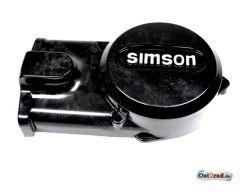 Lichtmaschinendeckel, Simson S51, KR51/2, SR50, schwarz