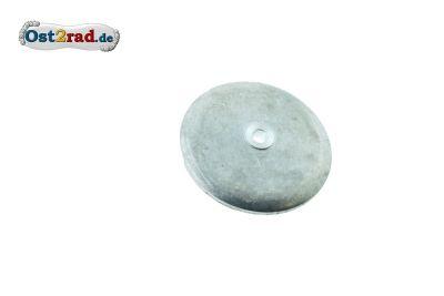 Deckel für Vorderradnabe Aluminium SIMSON S50, S51, KR51, SR50