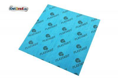 Dichtungspapier PLASTASIT universal 30x30 cm, Oldtimer Faserwerkstoff 0,6mm