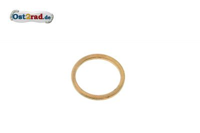 Sealing ring locking screw carburettor ES