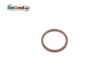 Sealing ring locking screw carburettor MZ ES, RT