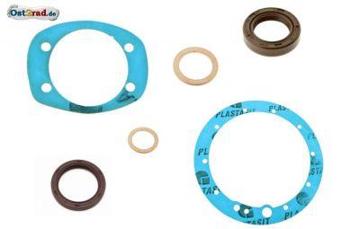 Dichtsatz für Kardan BK 350 mit Dichtringe Plastasit blau