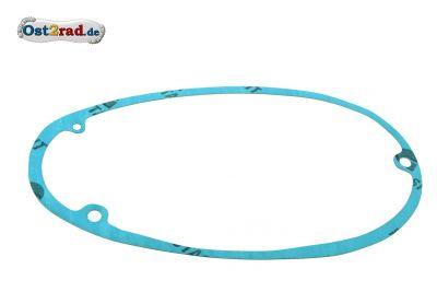 Dichtung Kupplungsdeckel ES 250 Doppelport Plastasit blau