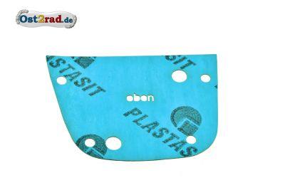 Dichtung zur Zwischenplatte Getriebe BK 350 Plastasit blau