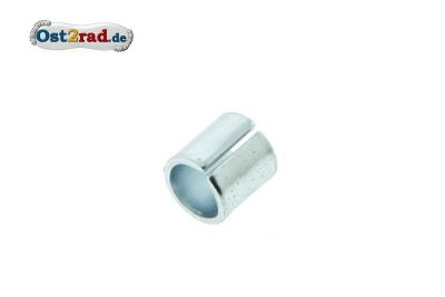 Distanzhülse Hinterrad Simson S53 SC 050 TS 050 6,2 x 8,2 - 8,5 mm