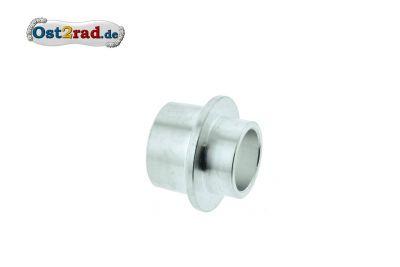 Entretoise aluminium carter de chaîne MZ ETZ 125 150 250 251
