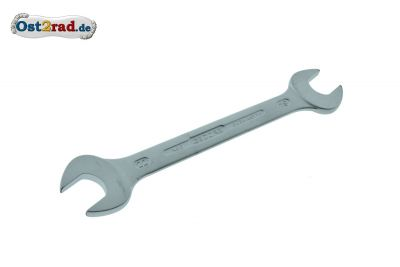 Double-end wrench 22x19 Gedore