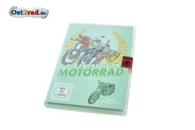DVD DDR Zweiradsalon Motorrad