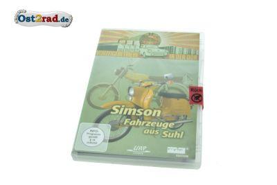 DVD Simson Suhl - Vorzeigebetriebe in der DDR