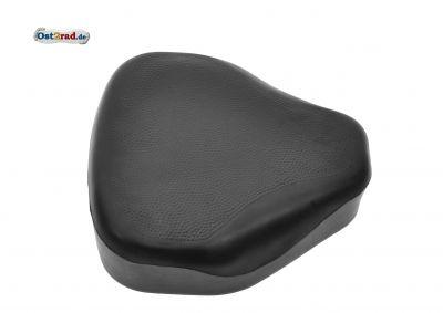 Einzelsitz hinten komplett für ETZ 250 schwarz