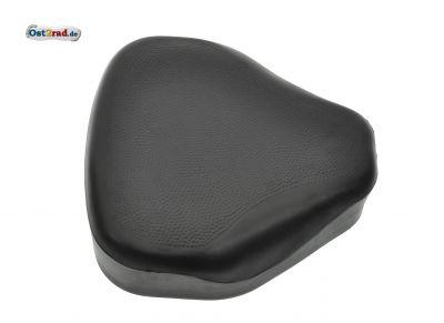 Einzelsitz vorn komplett für ETZ 250 schwarz