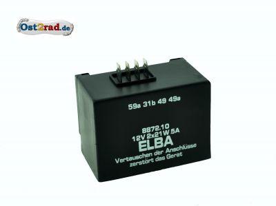 Elba Blink- und Ladebaustein 12V S51 S70 SR50 SR80