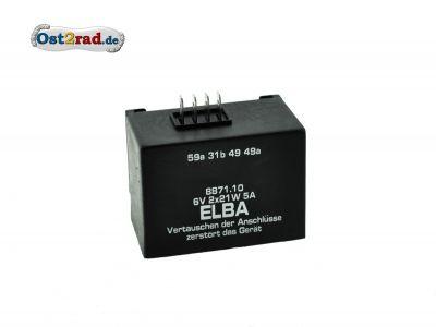 Elba Bink- und Ladebaustein 6V SR50 SR80