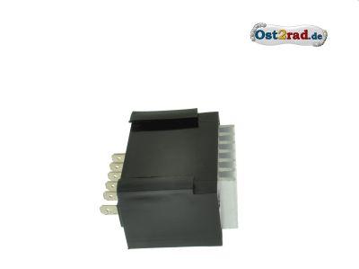 Elektronischer Wechselspannungsregler mit Befestigungsbohrung 12V 42W SR50 SR80 C, CE