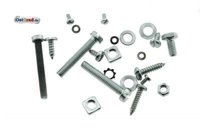 Schraubensatz Elektrikkleinteile passend für Simson S50, S51, S70