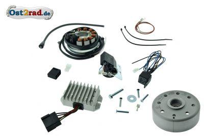 Elektronische Zündung Vape für DKW RT 125 175 200 250 12V
