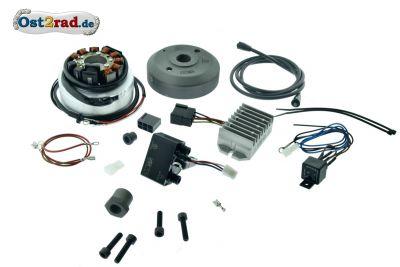 Elektronische Zündung Vape für DKW SB 500 12V