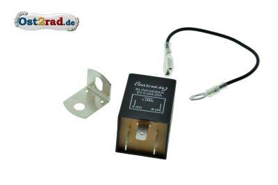 Elektronischer Blinkgeber 6V 0,24-240 W universell für Simson MZ
